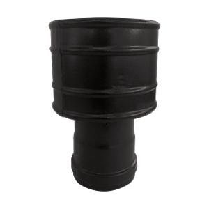 Chapeau anti-refouleur Acier Emaillé Double Face 1 mm Ø 100 mm