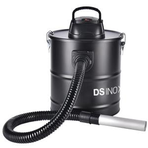 Gemotoriseerde asstofzuiger 20L / 1200W voor huishoudelijk gebruik