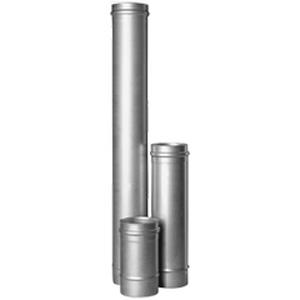 Elément droit 1000 mm FU6 Ø 80 mm