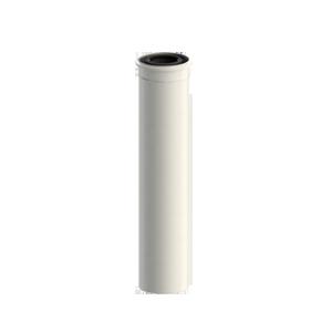 Elément droit 1000 mm Twin PPS Ø 80\125 mm