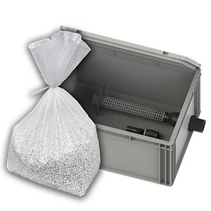 Condensaat neutralizer - 120 kW
