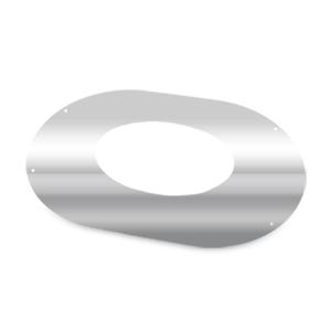 Rosace avec inclinaison 0 à 15° DW32 Ø 150 mm