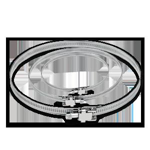 Collier de serrage polyvalent Ø 60-165 mm