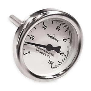 Thermomètre pour ballon