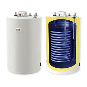 """""""Boiler ECS 120L Classe B avec échangeur pour chaudière"""