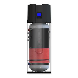 Boiler ECS thermodynamique émaillé 300L Classe A