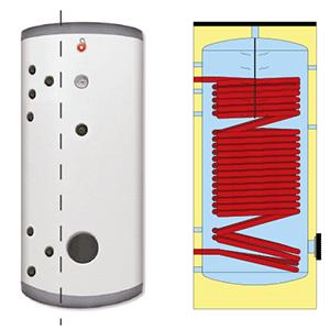 Boiler ECS PAC HP 300L Classe B