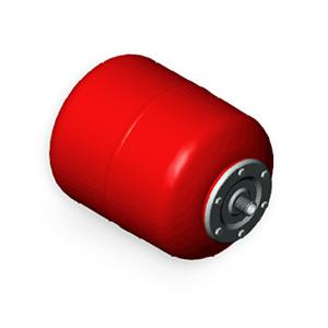 Vase d'expansion solaire VAREM LR S 18L
