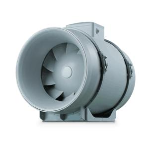 Extracteur de gaine axial PRO-LINER à 2 vitesses en polypropylène - Débit 350 m³/h Ø 125 mm