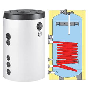 Boiler ECS émaillé WALL 150L